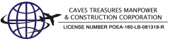 Caves Treasures Manpower & Construction Corp.