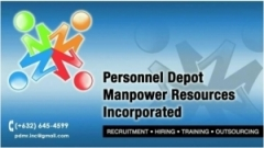 Personnel Depot Manpower Resources Inc.